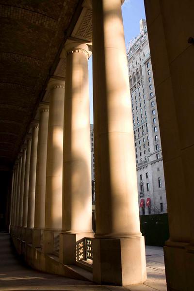 Union Station - Columns