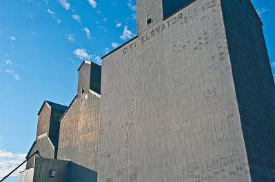 City Elevator- Saskatchewan, Canada