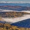 Foggy valleys