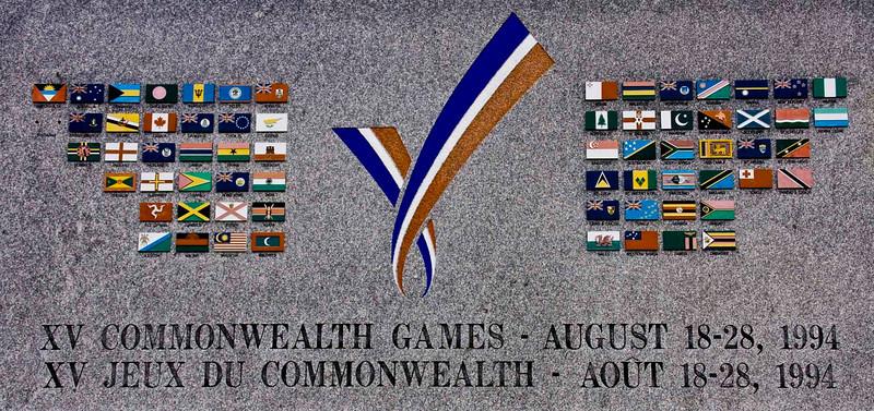 Commonwealth Games, Victoria