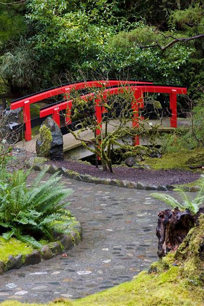 Japanese Garden - Butchart Gardens