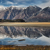 Reflections at Lake Kluane