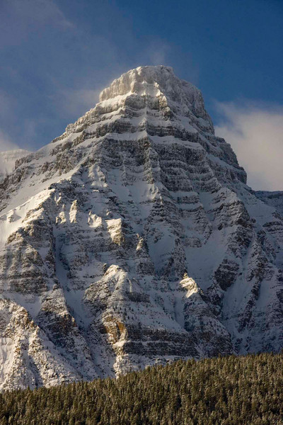 Mount Chephren, Banff National Park