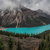 Lake Peyto Panorama