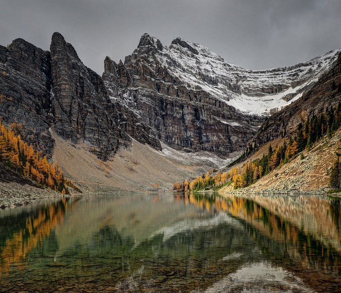 Lake Agnes No. 3