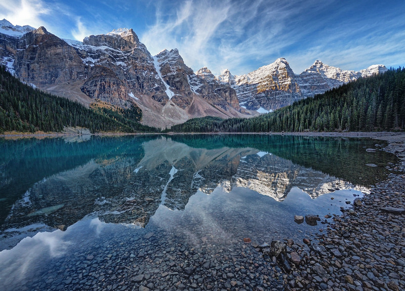 Moraine Lake No 1
