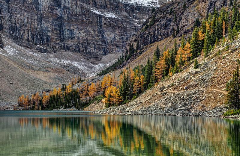 Lake Agnes No 4