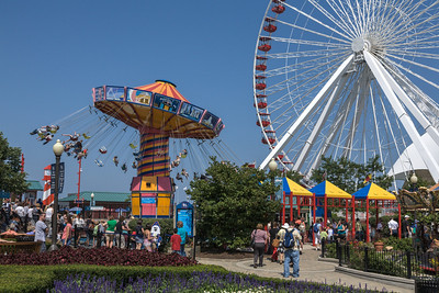 Navy Pier Attractions