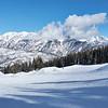 View from Purgatory Ski Resort, Colorado.