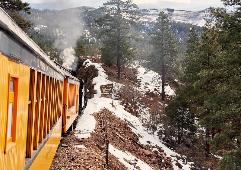 Durango & Silverton Narrow Guage Railroad