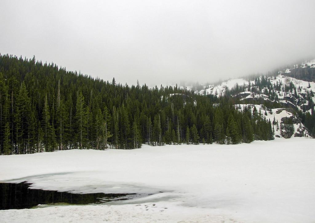 Bear Lake, Rocky Mountain National Park.