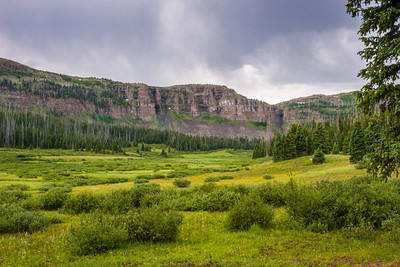 Flattops Wilderness Area, CO, 2007