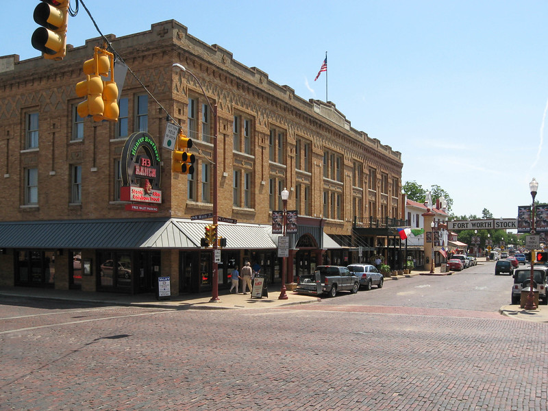 Historic Fort Worth Stockyards