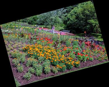 Garden II,  Longwood Gardens, PA, 2007
