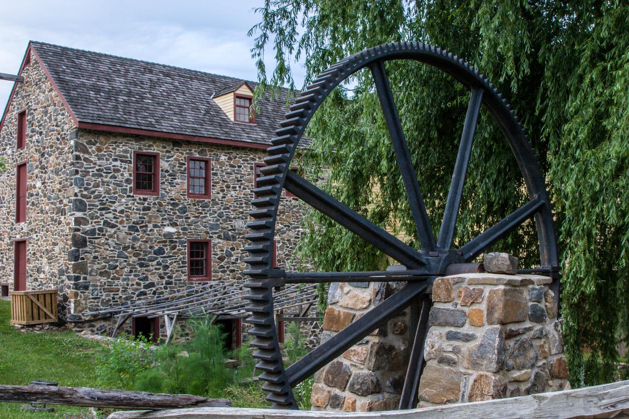 Greenbank Mill, DE, 2007