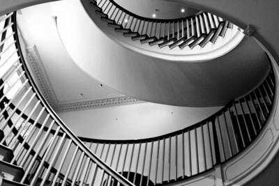 Spiral Staircase, Winterthur, DE, 2007