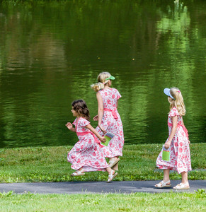 Sisters,  Longwood Gardens, PA, 2007