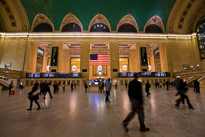 Grand Central Station. New York City.