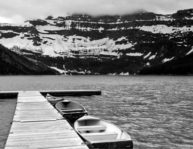 Queue, Waterton PP, Alberta, Canada, 2006