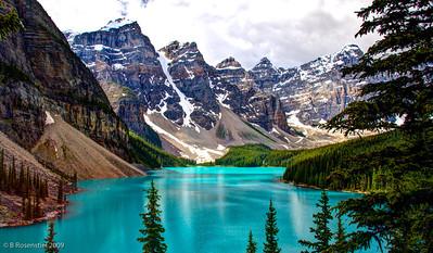 Moraine Lake III,  Banff NP, Alberta, Canada, 2006