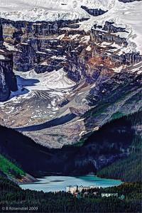 Lake Louise III, Banff NP, Alberta, Canada, 2006