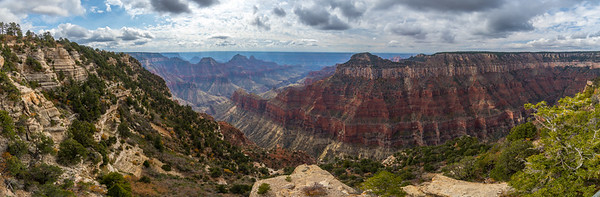 North Rim Panomoric