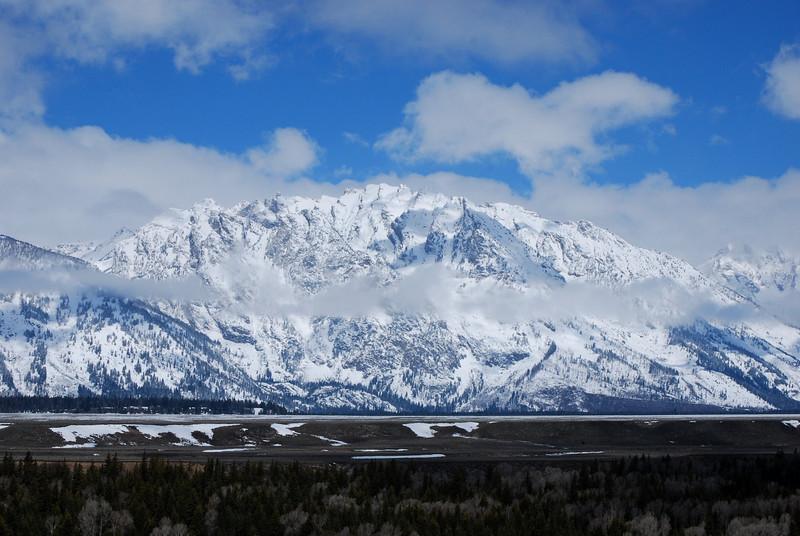 Grand Teton National Park, May 2010