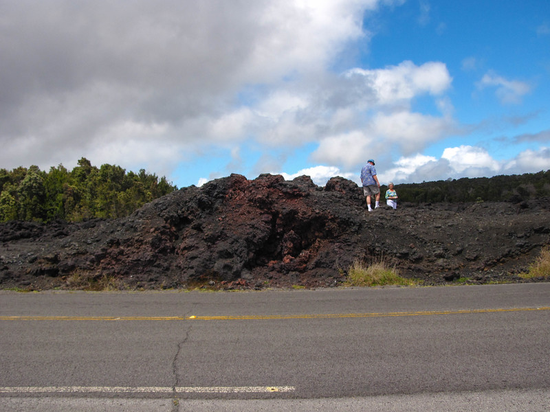 Hawaii Volcanoes National Park.