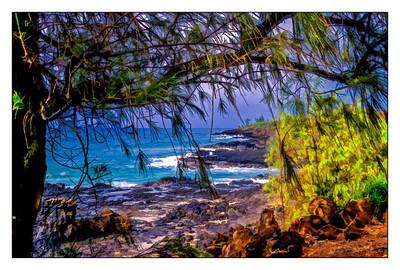 Kauai Beach, 2004