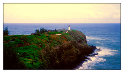 Kiauea Lighthouse, Kauai, 2004