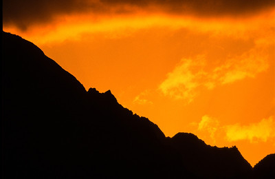 Kauai Sunset, 2004