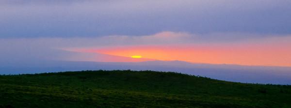 Pastel Sunset II, Hawaii, 2004