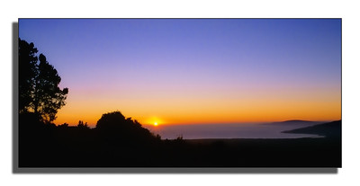 Maui Sunset I, 2004