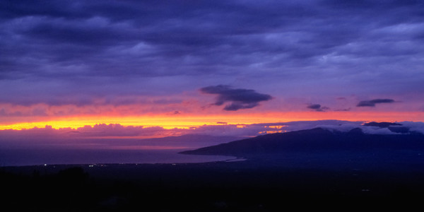 Maui Sunset III, 2004