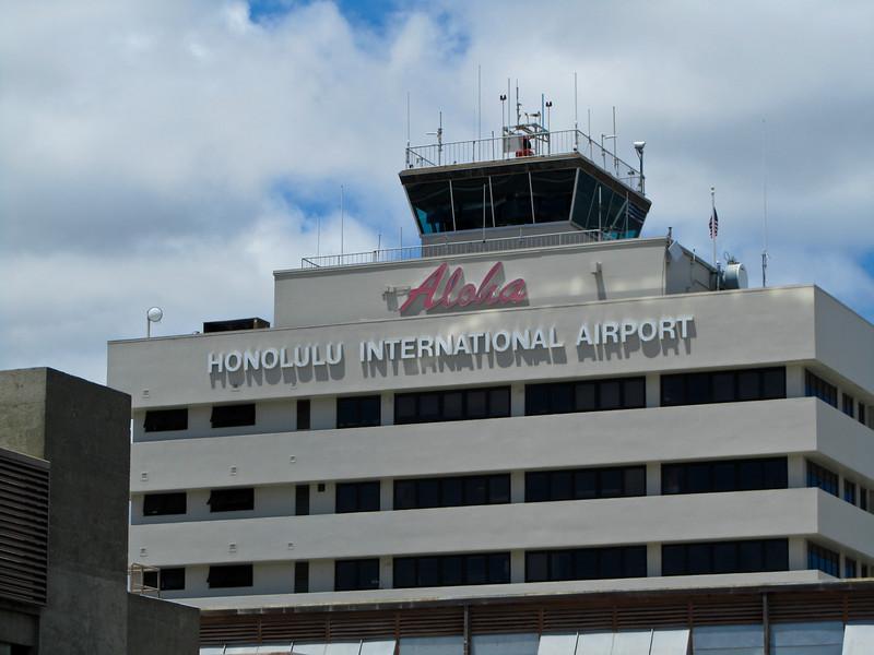 Aloha - Honolulu Airport