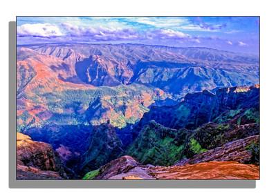 Waimea Canyon III, Kauai, 2004