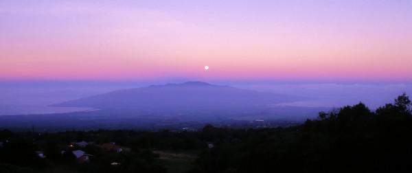 Maui Sunrise, 2004