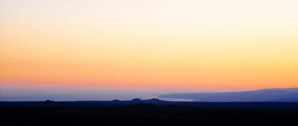 Pastel Sunset, Hawaii, 2004