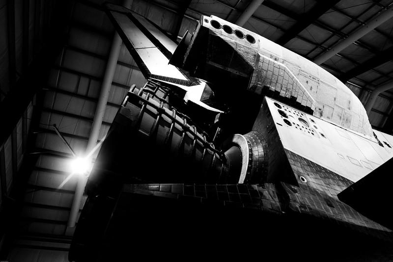 Endeavour Main Engines