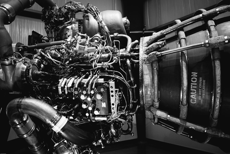 Shuttle Main Engine