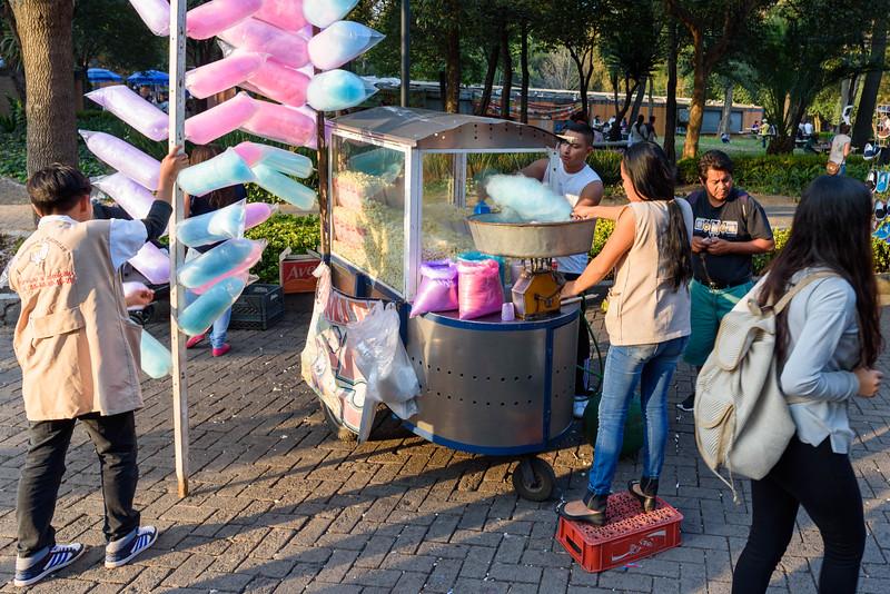 Bosque de Chapultepec Vendors