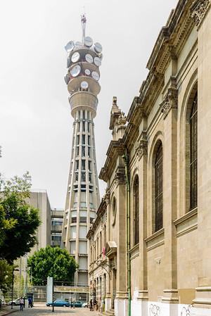 Torre de Teléfonos de TELMEX