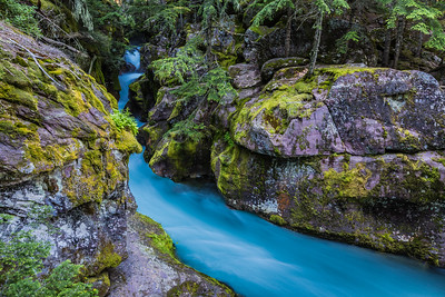 Avalanche Creek Blues