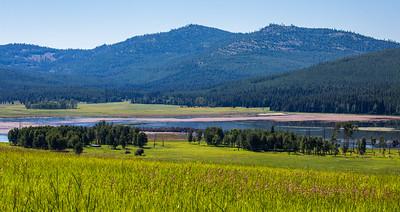 Nestled Lake