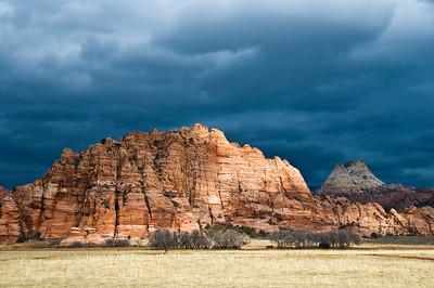 Stormy Skies- Zion, UT