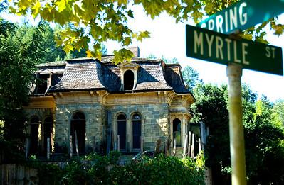 Francis House- Calistoga, CA
