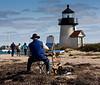 Brandt Point Lighthouse, Nantucket