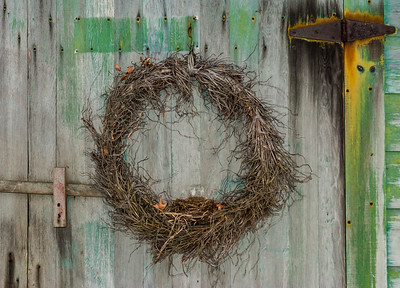 Wreath and Nest