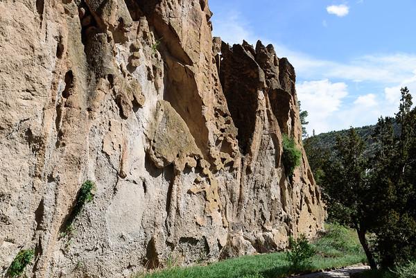 Santa Fe and Bandelier National Monument