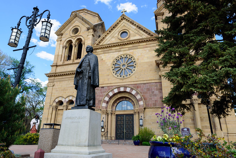 Cathedral Basilica of St. Francis of Assisi